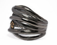 Women's Bracelet | Bourbon Vanilla Tangle left view | Kukka Jewelry