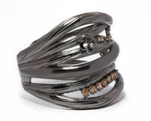 Women's Bracelet | Bourbon Vanilla Tangle right view | Kukka Jewelry