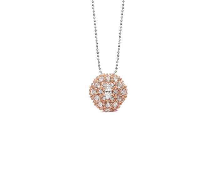 Women's Necklace | Thai Rose Gold Pollen | Kukka Jewelry