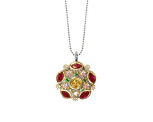 Thai Splash Celestial main view | Women's Pendant | Kukka Jewelry