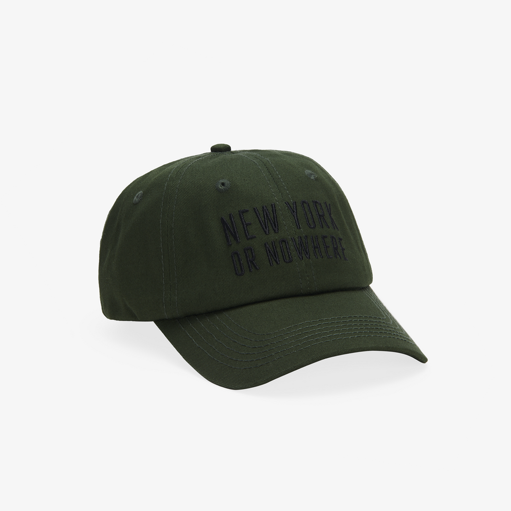 "NYON® ""Classic"" Hat - Army - New York or Nowhere® - NYON® by Knowlita"