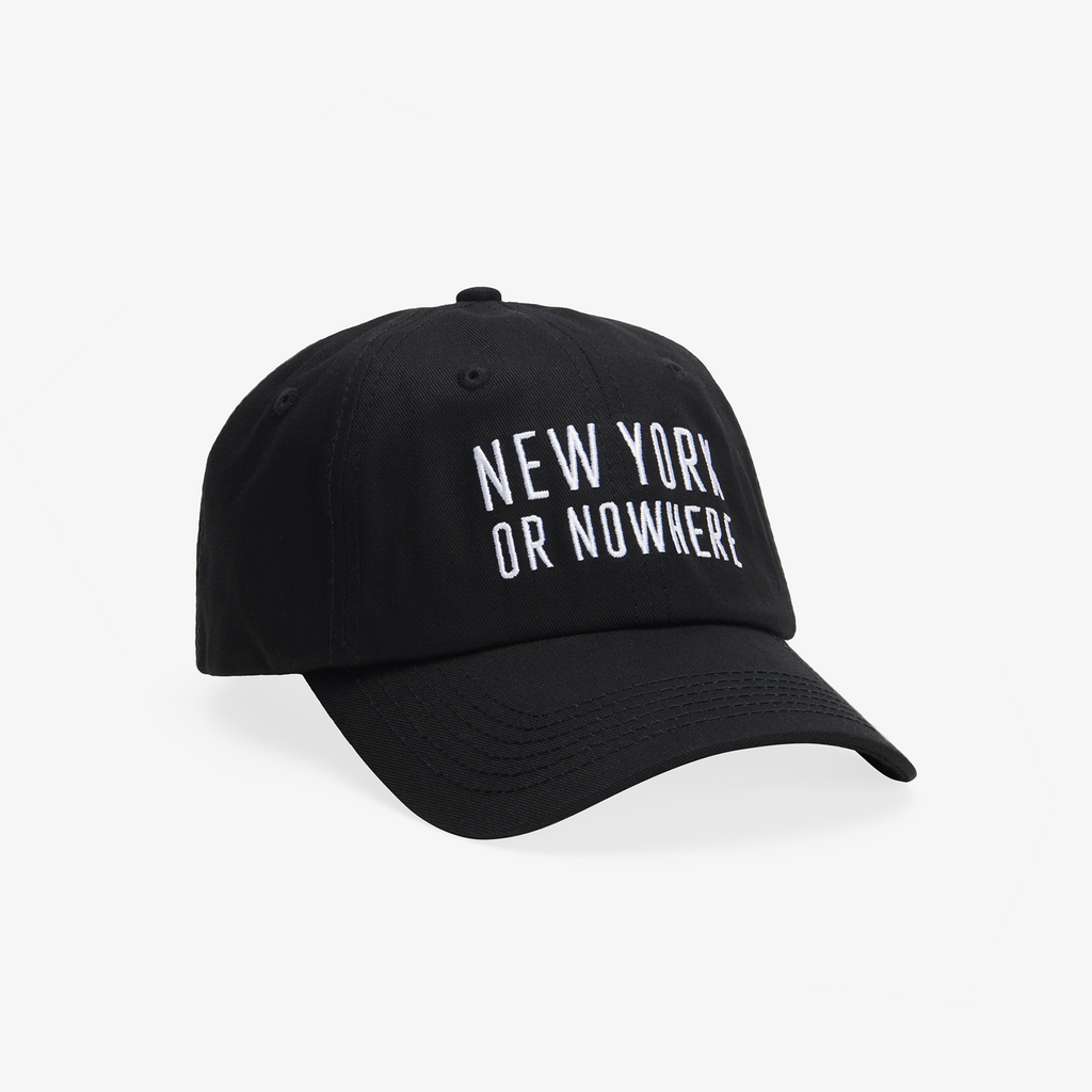 "NYON® ""Classic"" Hat - Black/White - New York or Nowhere®"
