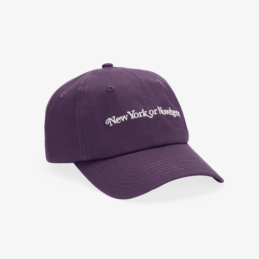 "NYON® ""Crosby"" Hat - Mauve - New York or Nowhere® - NYON® by Knowlita"