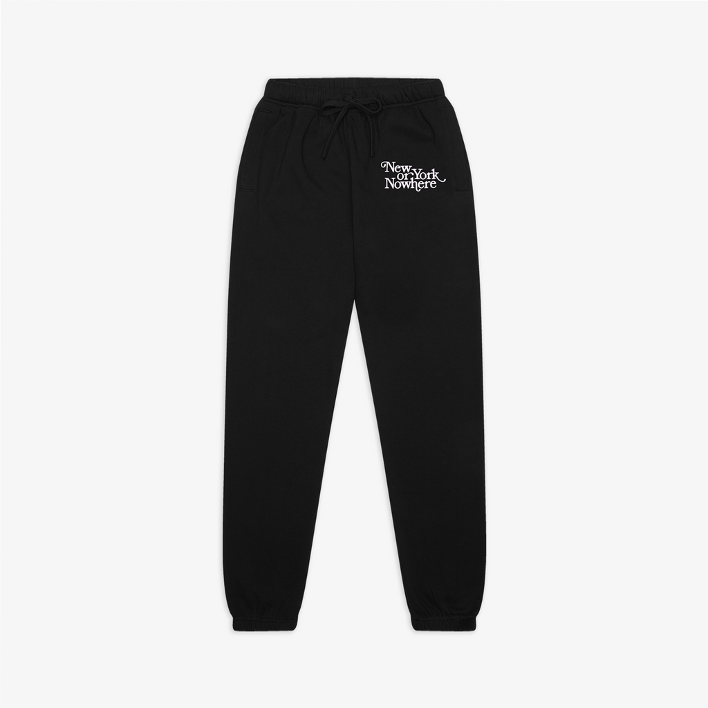 "NYON® ""Ludlow"" Sweatpants - Black - New York or Nowhere®"