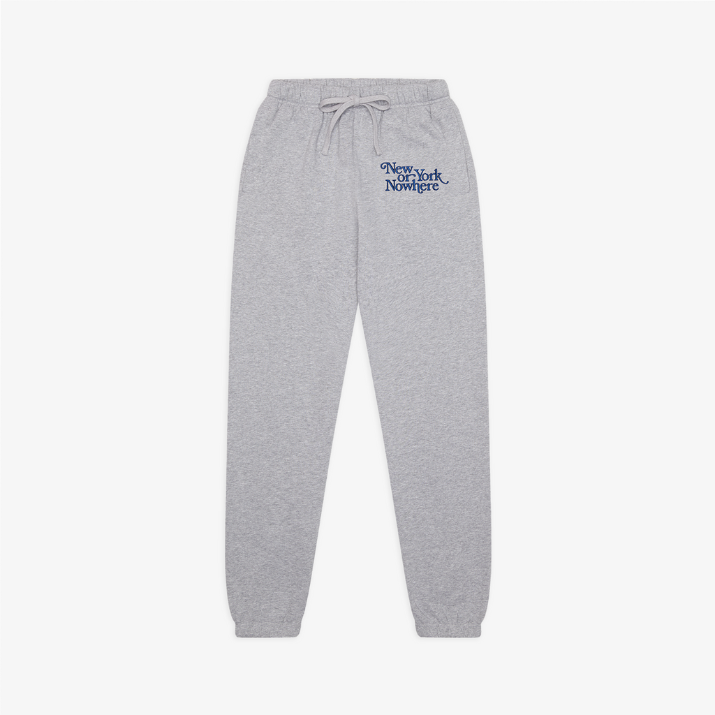"NYON® ""Ludlow"" Sweatpants - Heather Grey - New York or Nowhere®"
