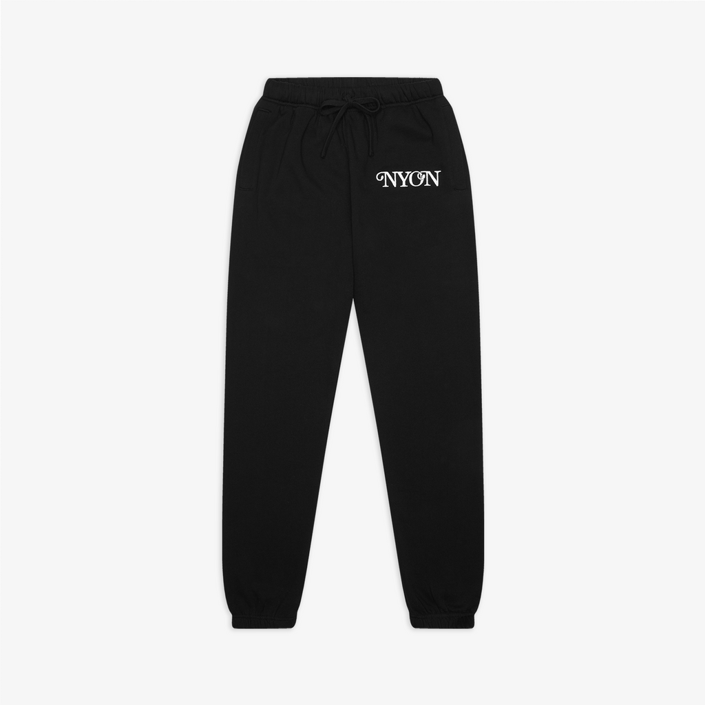 "NYON® ""Mott"" Sweatpants - Black - New York or Nowhere®"