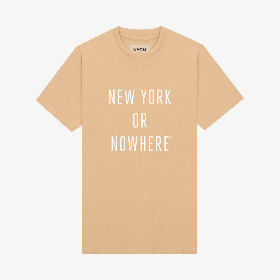 "NYON ""Classic"" Tee - Sage - New York or Nowhere® - NYON® by Knowlita"