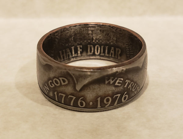 United States Half Dollar Ring