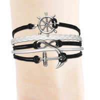 Infinity Anchor Wrist Piece
