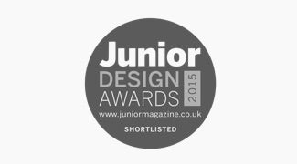 From Babies with Love a Finalist in the Junior Design Awards