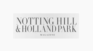 Notting Hill & Holland Park Magazine features our New Collection