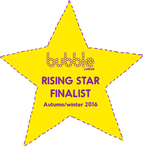 From Babies with Love Bubble London Rising Star Finalist