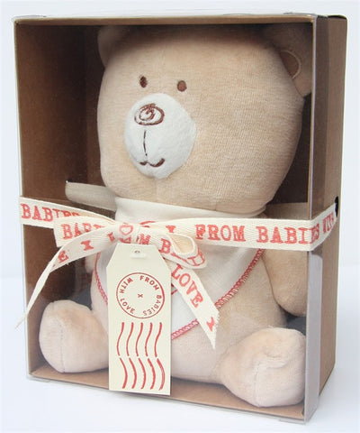An Adorable Baby Gift, Buy the From Babies with Love Bear at Boots.com