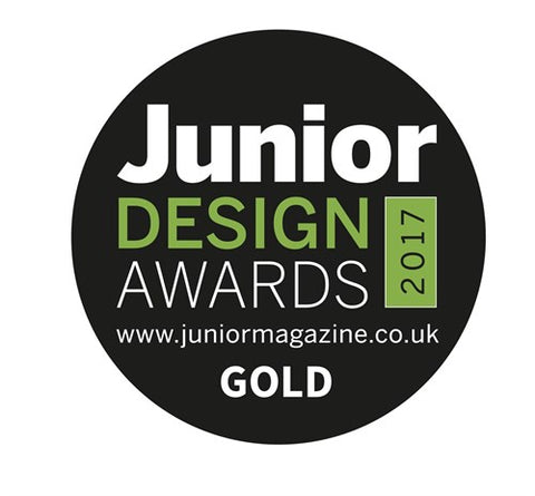 From Babies with Love Won Gold at Junior Design Awards