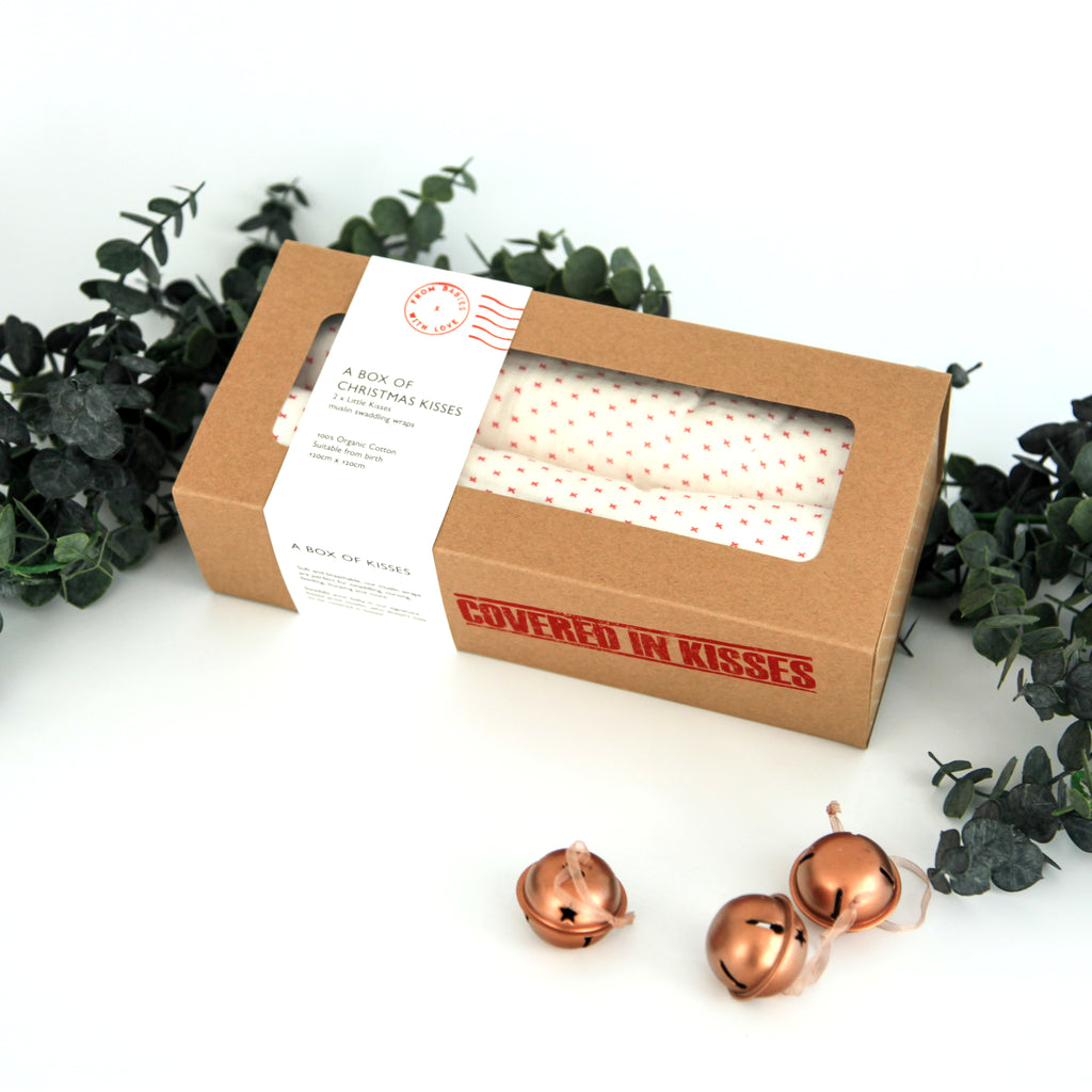 A Box of Christmas Kisses - From Babies with Love 100% of Profit to Vulnerable Children