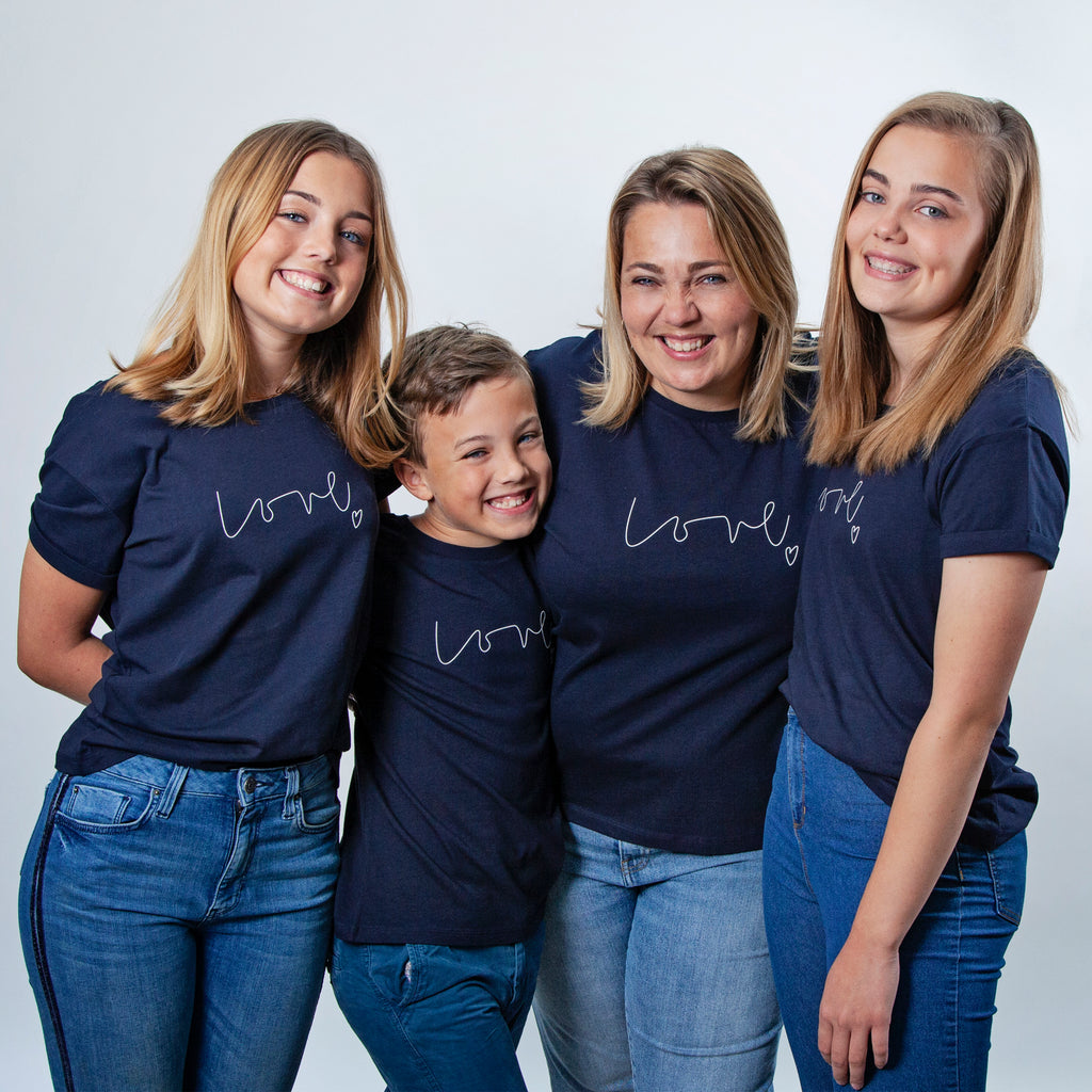 Love organic ladies t-shirt - INPO x From Babies with Love