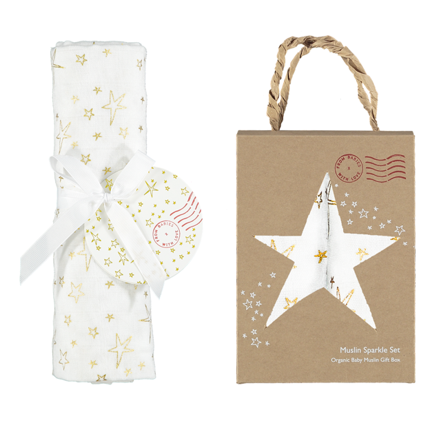 Little Star organic gift set - large