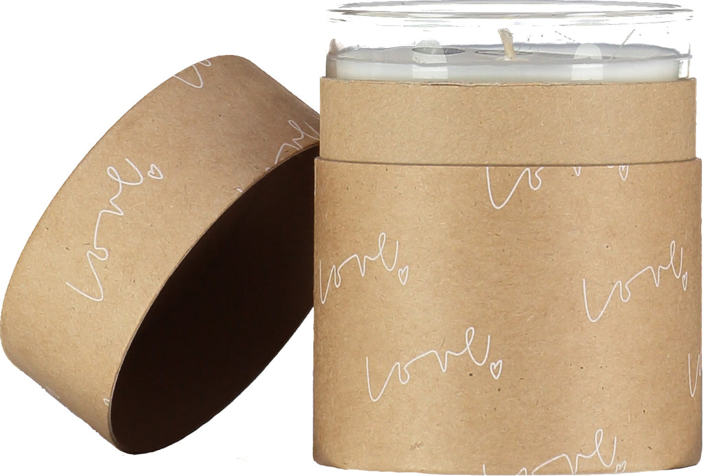 Love natural soy candle - Wild Vineyard - INPO x From Babies with Love