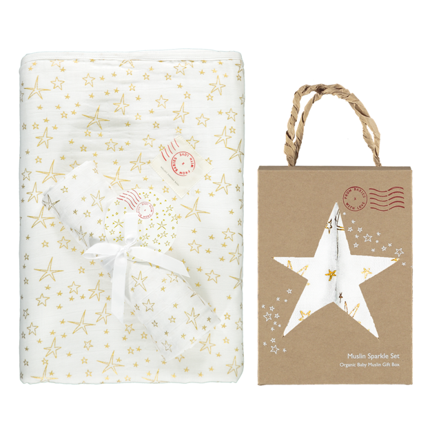 Little Star organic gift set - jumbo