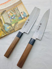 What is the Difference Between Nakiri and Santoku Knives?