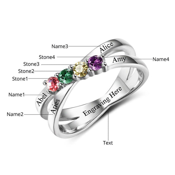how to engrave her ring