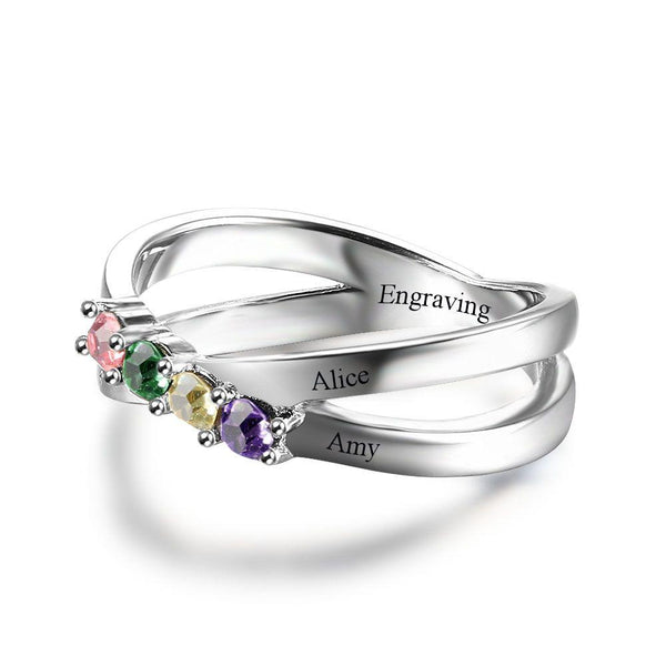 october birthstone ring from glamcarat.com