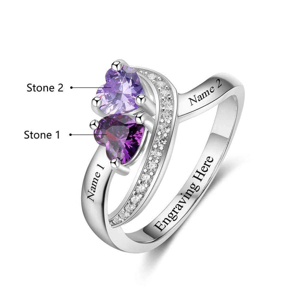 how to engrave and select stone on your ring