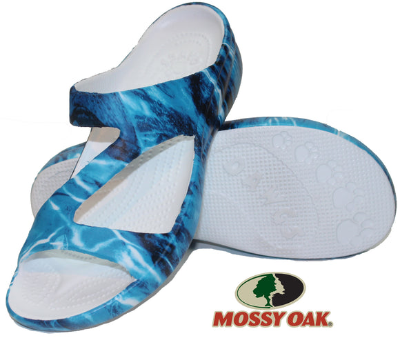 Original Women's Z Sandal Bass Blue/White