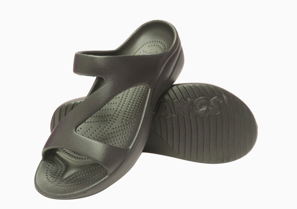 Z SANDAL - DARK BROWN