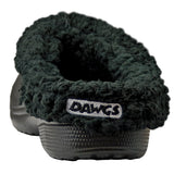Mens Fleece Dawgs Black