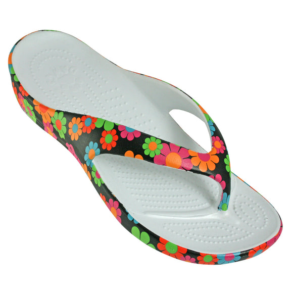 Women's Flip Flop Magic Bus