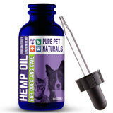 Pure Pet Naturals Full Spectrum Hemp Oil For Dogs