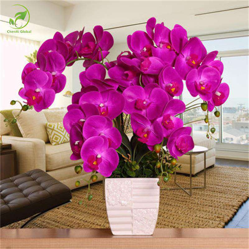 Orchid Artificial Flower - Rumor Flowers