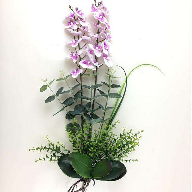Orchid Silicon Flower - Rumor Flowers