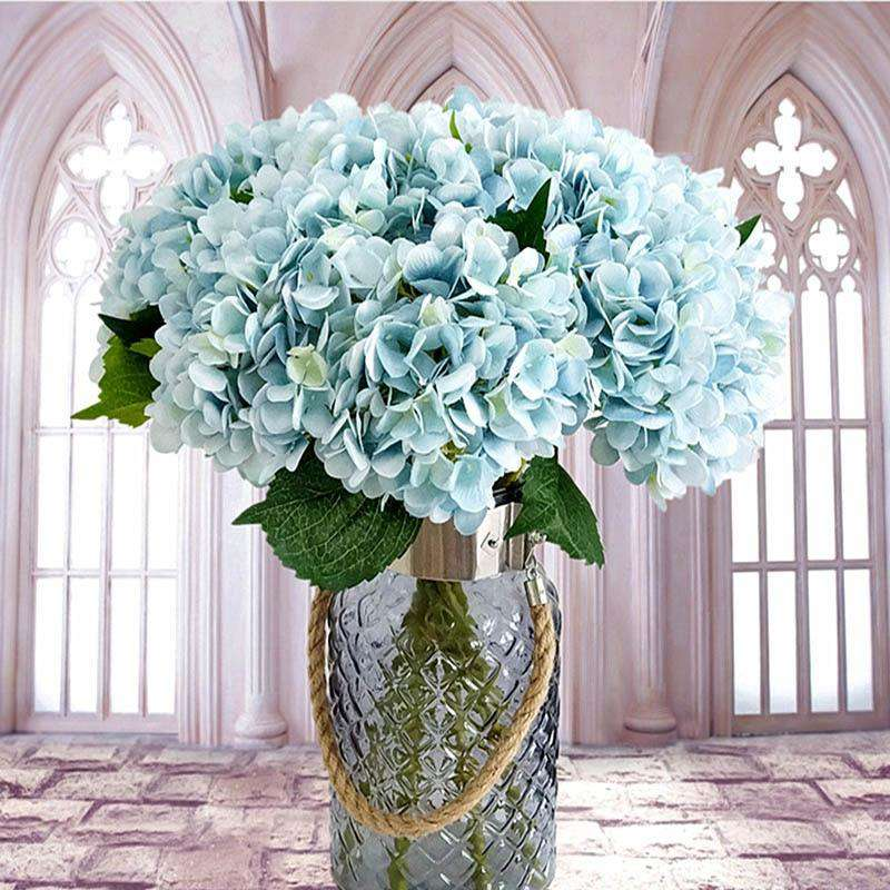 Hydrangea Bride Bouquet - Rumor Flowers