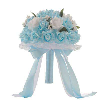 Elegant Handmade Wedding Bouquet - Rumor Flowers