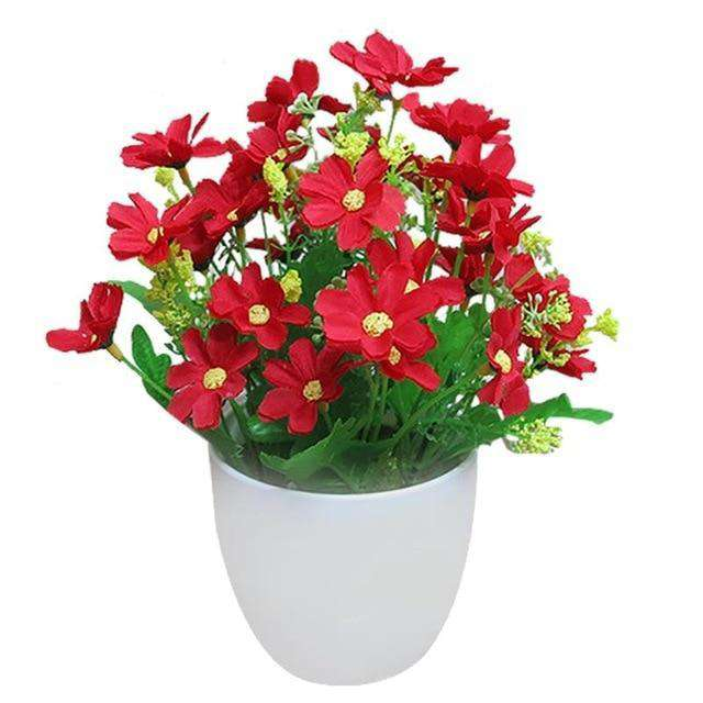 Lifelike Chrysanthemum Artificial Plant - Rumor Flowers