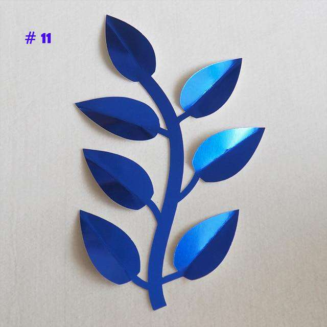 Artificial Flowers Backdrop Leaves in 31 Colors - Rumor Flowers