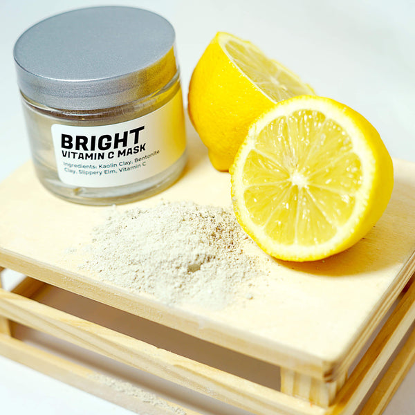 BRIGHT Mud Mask