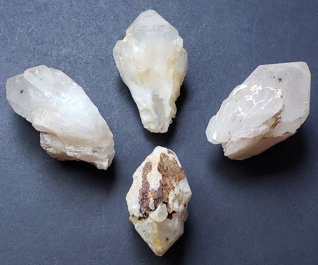 Hollandite Star Quartz