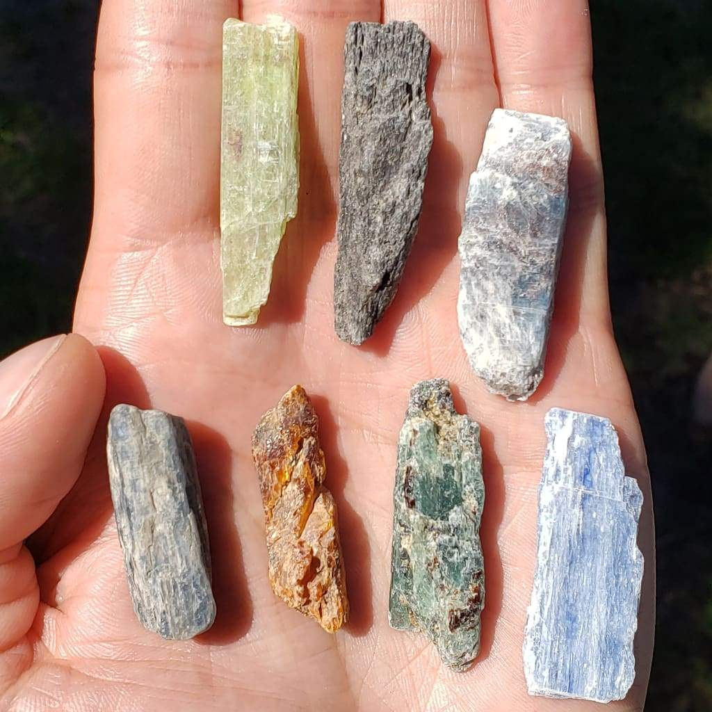 Kyanite Collection 43.1g