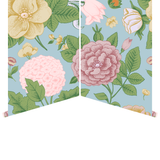 Boho Floral Summertime (Large Scale)