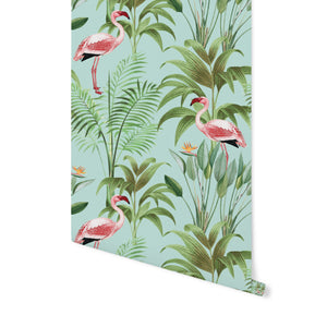 Tropical Flamingo