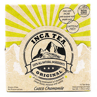 Cusco Chamomile - Case of 6