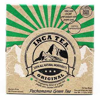 Pachamama Green - Case of 6