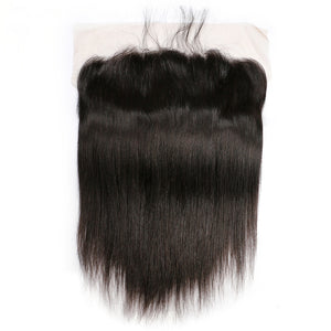 Brazilian Silky Straight Lace Frontal-Lace Frontal-House of Zettie Hair