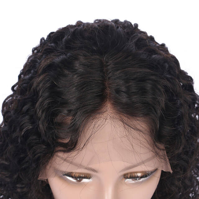 Curly Bob - Lace Frontal Wig