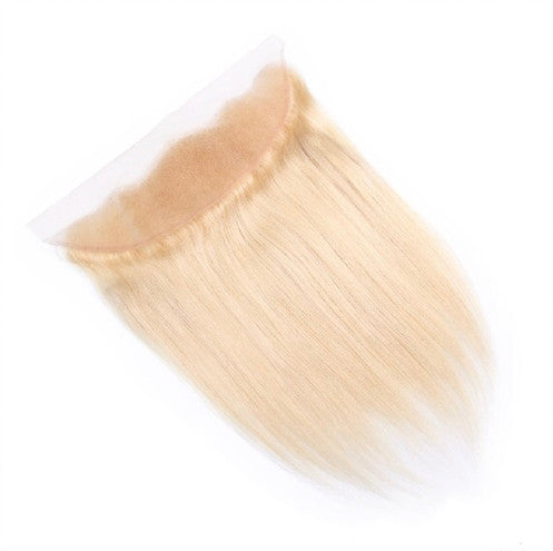 Silky Straight 613 Russian Blonde Lace Frontal-Lace Frontal-House of Zettie Hair