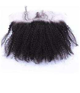 Afro Kinky Lace Frontal-Lace Frontal-House of Zettie Hair