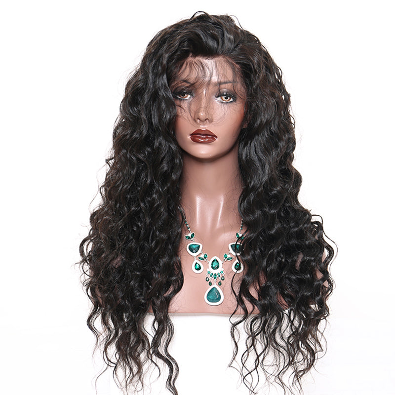 Loose Wave Full Lace Wig-Wigs-House of Zettie Hair